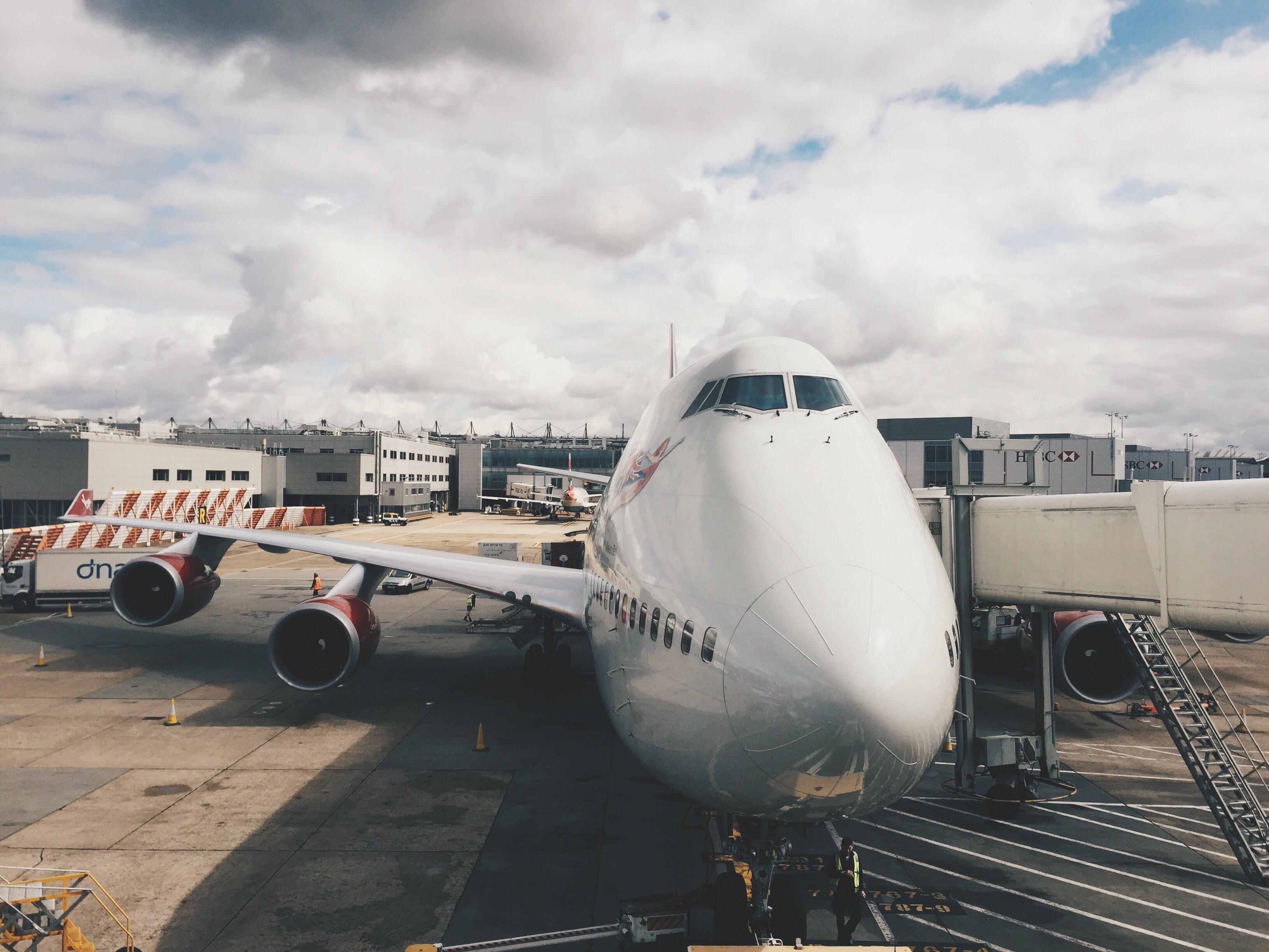 Vliegtuig inspecties